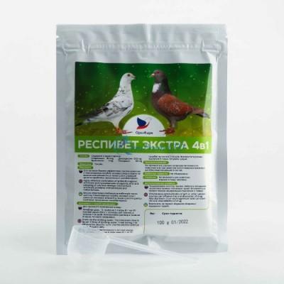 Респивет Экстра 4в1(только для продаж в Москве и Московской области), 100 грамм